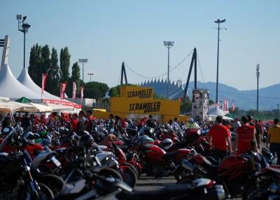 W krainie Ducati - zdjęcia z WDW 2014