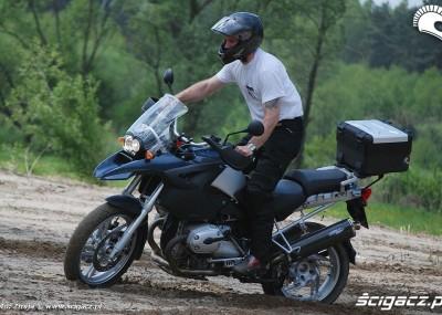Zlot motocyklowy BMW GS Challenge