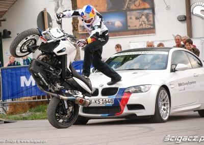 Zlot motocykli BMW w Garmisch Partenkirchen