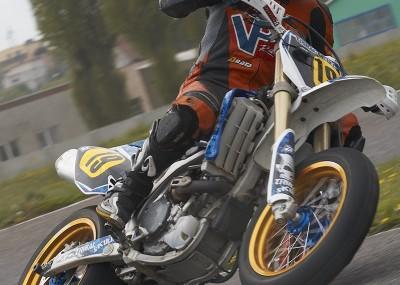 I Runda Pucharu PZM Supermoto - Gostyń 2008