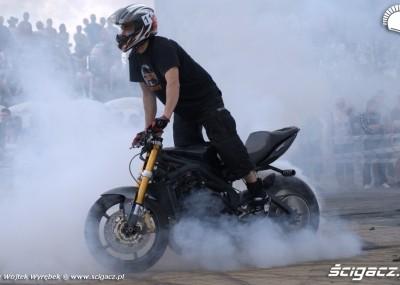 Juwenalia w Olsztynie 2011 - pokazy stuntu