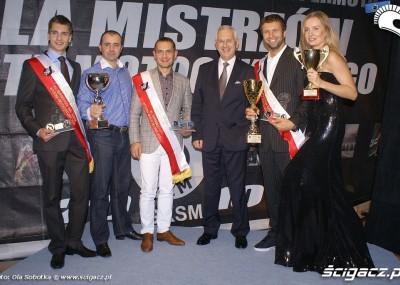Gala Mistrzów Sportu Motocyklowego 2010