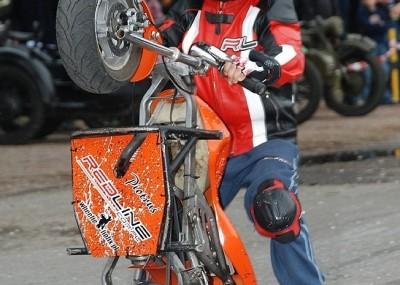Motocyklowy Dzień Dziecka w Centrum Zdrowia Dziecka