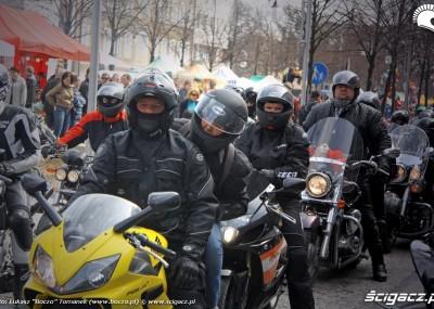 Otwarcie sezonu motocyklowego - Częstochowa 2011