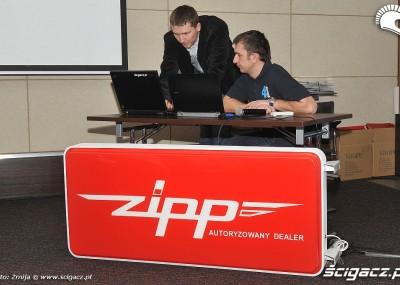 Zipp - prezentacja nowości 2010
