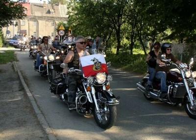 HOG -Karpacz Harley-Davidson Wild West Rally 2006