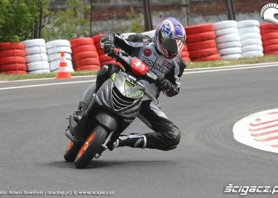 Radom - VII Runda Pucharu PZM wyścigów skuterów