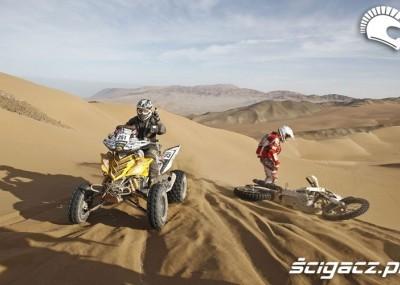 Zdjęcia z Rajdu Dakar 2011