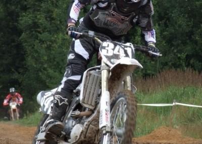 Romanówka i wyścigi Cross Country 2008