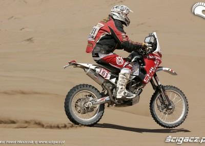 Rajd Dakar 2010 opuszcza pustynię