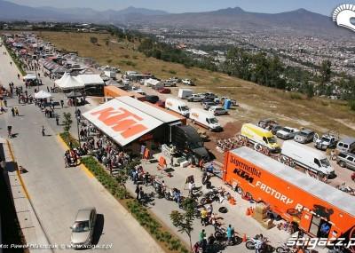 Sześciodniówka 2010 - padok w Meksyku