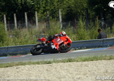 Motocykle sportowe i 3 runda MMP 2006 - Tor Brno
