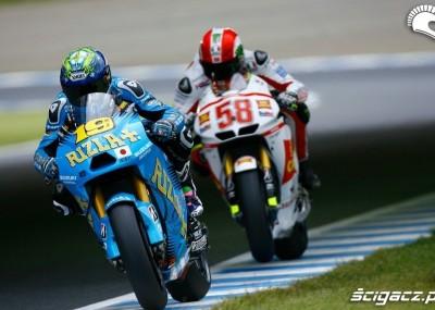 Grand Prix na torze Motegi - zdjęcia z wyścigów