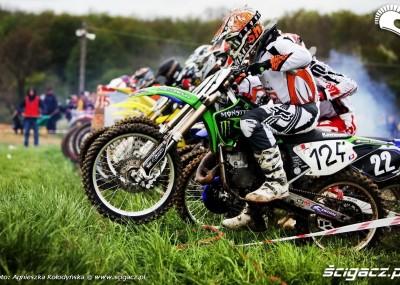 Motocross w Chełmnie - Mistrzostwa Polski rozpoczęte