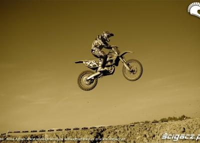 Motocross w Sobieńczycach