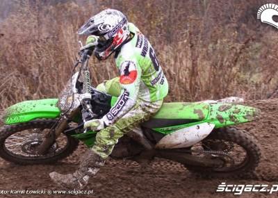 Kawasaki KX 250/450 - prezentacja w Łomiankach