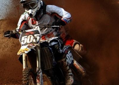 Zawody  motocrossowe w Radomiu - I runda Pucharu Polski