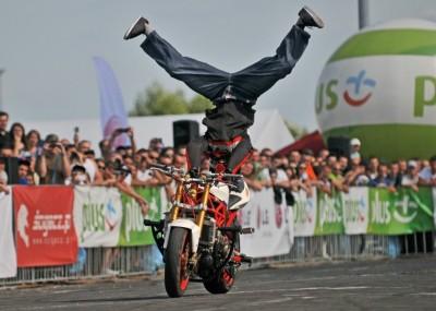 Międzynarodowe zawody StuntGP 2013 w obiektywie