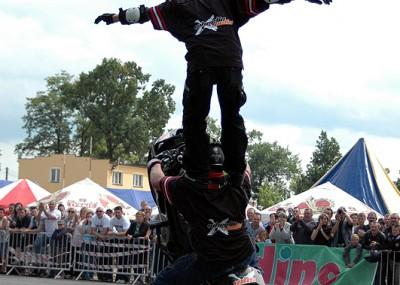 Zmagania Stunterów w Bojanowie