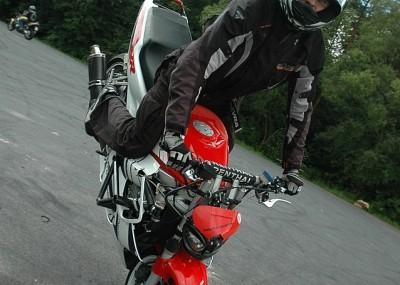 FRS Zamość - trening Frantic Riders Squad