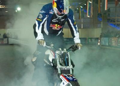 Halowe Mistrzostwa Świata Streetbike Freestyle Zurych 2009