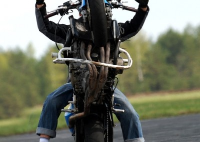 Borsk 2008 - Stunt majówka