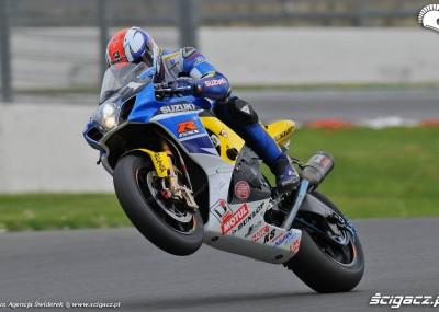 Vincent Philippe na Suzuki BoldOR Endurance 2011
