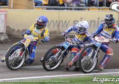Speedway w Gorzowie -  Caelum Stal  kontra Unibax Toruń