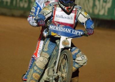 Speedway Grand Prix - Włochy 2008