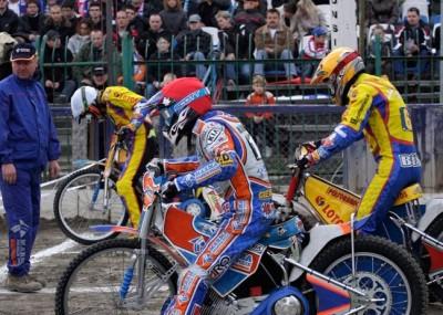 Speedway w Rzeszowie - Marma kontra Lotos Gdańsk