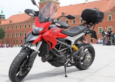 Turystyka na gorąco - Ducati Hyperstrada 2013 na zdjęciach