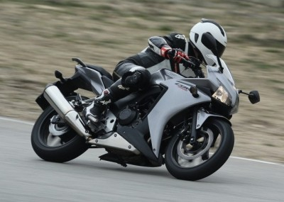 Honda dla kategorii A2 - CBR500R 2013 na zdjęciach