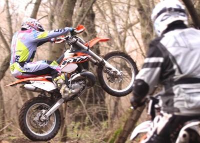 KTM Challenge - Freeride R i 250EXC na zdjęciach