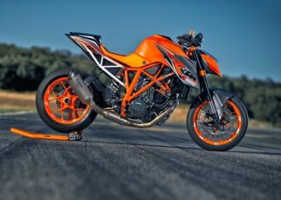 Poskromienie Bestii - galeria zdjęć KTM 1290 Super Duke