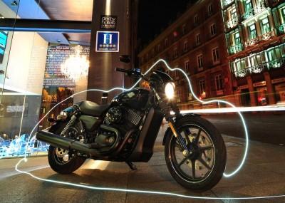 Nowy Harley-Davidson Street 750 - galeria zdjęć