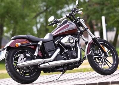 Wychowany na ulicy - fotogaleria Harleya-Davidsona Street Bob Special Edition