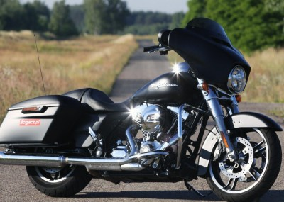 Gangsterka a'la Harley-Davidson - zdjęcia nowego Street Glide
