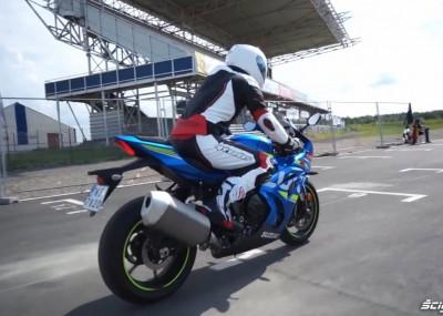 Slomczyn Suzuki GSX R 1000 2017
