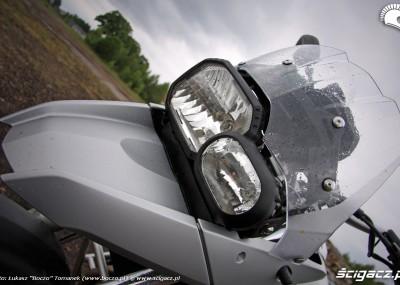 F650GS - niewielki turystyk offroadowy BMW
