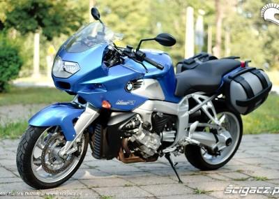 BMW K 1200 R - zdjęcia z testu modelu 2007