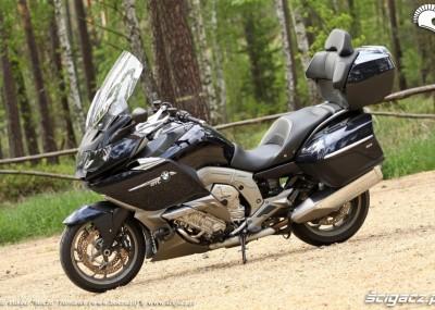 K1600 GTL - motocykl wyprzedzający swoje czasy - fotogaleria BMW