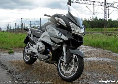 R1200RT - motocykl turystyczny od BMW