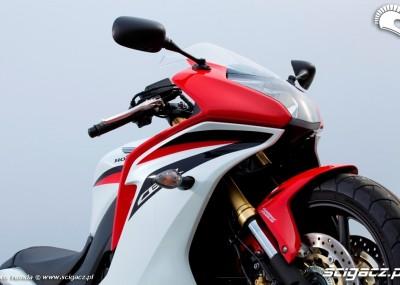 Honda CBR600F 2011 już na drogach