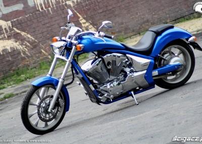 Honda Fury - VT1300CX, czyli custom z fabryki