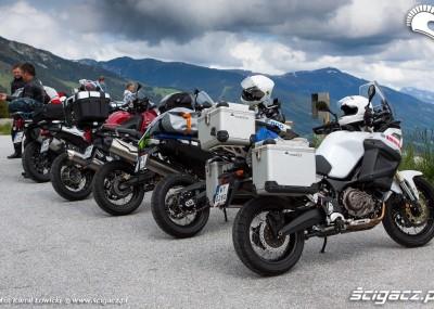 Porównanie motocykli dla podróżników - okiem fotografa