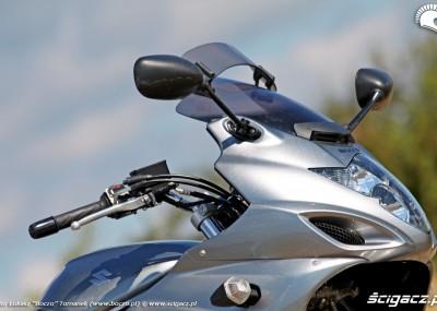 GSX1250FA 2011 - nowe wcielenie Suzuki Bandita