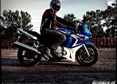 Testujemy Suzuki GSX650F