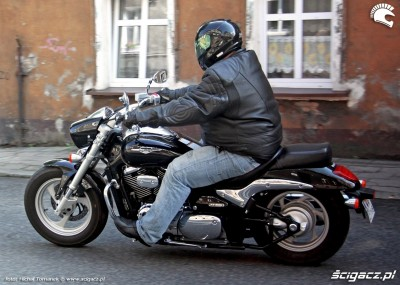 Intruder M800 - Suzuki dla wszystkich
