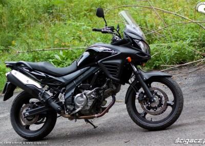 DL650 V-Strom - Suzuki po faceliftingu