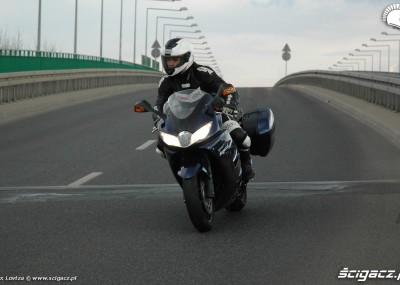 Sprint GT 2011 - poważny turystyk od Triumpha